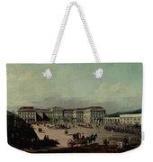 Schloss Schonbrunn, 1759-60 Oil On Canvas Weekender Tote Bag