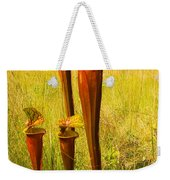 Schnell's Pitcher Plant Weekender Tote Bag