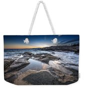 Schoodic Reflections Weekender Tote Bag