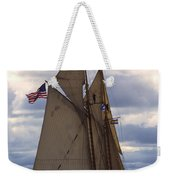 Schooner Virginia Weekender Tote Bag