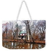 Schuylkill Canal Port Providence Weekender Tote Bag