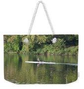 Schuylkill Rower Weekender Tote Bag