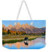 Schwabacher Morning Light  Weekender Tote Bag