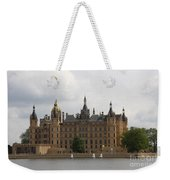 Schwerin Castle Front Aspect Weekender Tote Bag