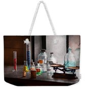 Science - Chemist - Chemistry Equipment  Weekender Tote Bag
