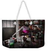 Science - Chemist - Chemistry For Medicine  Weekender Tote Bag
