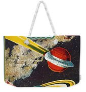 Science Fiction Cover, 1931 Weekender Tote Bag