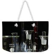 Science Lab Chemistry Weekender Tote Bag