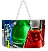 Science - Lab Glass Weekender Tote Bag