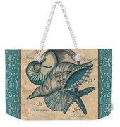 Scientific Drawing Weekender Tote Bag by Debbie DeWitt