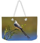 Scissor-tailed Flycatcher Weekender Tote Bag