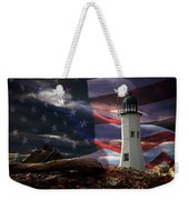 Scituate Strong Protecting American Shoreline Weekender Tote Bag