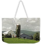 Scoharie New York Farm Weekender Tote Bag