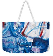 Scoob And Kane Weekender Tote Bag by The Styles Gallery