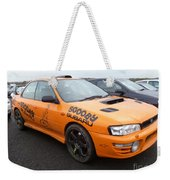 Scooby Subaru Weekender Tote Bag