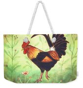 Scooter The Rooster Weekender Tote Bag