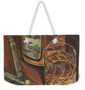 Scotch And Cigars 3 Weekender Tote Bag