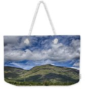 Scotland Loch Awe Mountain Landscape Weekender Tote Bag