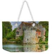 Scotney Castle Reflections Weekender Tote Bag