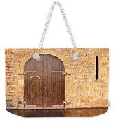 Scottish Building Weekender Tote Bag by Tom Gowanlock
