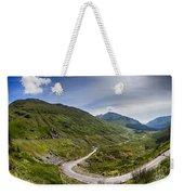 Scottish Highlands Landscape Weekender Tote Bag