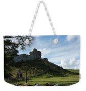 Scottish Castle Ruins Weekender Tote Bag