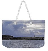 Scottish Storm Weekender Tote Bag