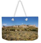 Scotts Bluff National Monument - Scottsbluff Nebraska Weekender Tote Bag