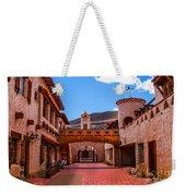 Scotty's Castle Courtyard Weekender Tote Bag