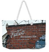 Scratch Magoo's Wilmington De Weekender Tote Bag