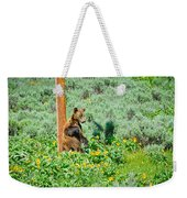 Scratch That Itch Weekender Tote Bag