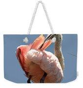 Scratchin' My Back   Weekender Tote Bag