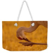 Scratching The Itchy Spot Weekender Tote Bag
