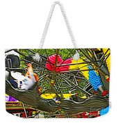 Scream If You Want To Go Faster Weekender Tote Bag