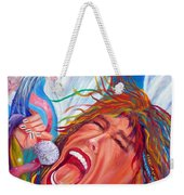 Screamin Angel Weekender Tote Bag