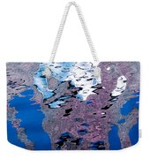 Screaming Reflection Weekender Tote Bag