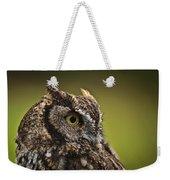 Screech Owl 1 Weekender Tote Bag