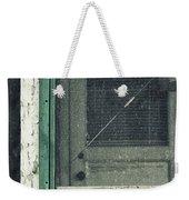 Screen Door Weekender Tote Bag