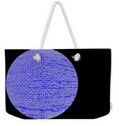 Screen Orb-05 Weekender Tote Bag