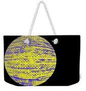 Screen Orb-13 Weekender Tote Bag