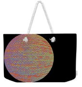 Screen Orb-17 Weekender Tote Bag