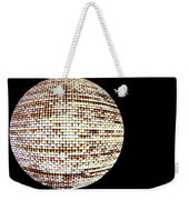 Screen Orb-19 Weekender Tote Bag