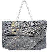 Screwed Between Stones Of Firenze Weekender Tote Bag