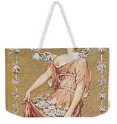 Scribners Fiction Number 1895 Weekender Tote Bag