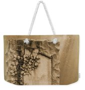 Scroll And Flowers The Forgotten Series 12 Weekender Tote Bag