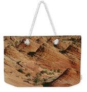 Sculpted Colorado Sandstone Paria Canyon Weekender Tote Bag