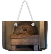 Sculpture At The Cloisters Weekender Tote Bag