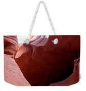 Sculptured Stone Weekender Tote Bag