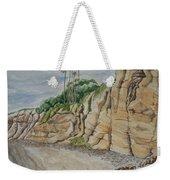 Sd Cliffs Weekender Tote Bag