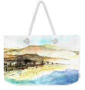 Sea And Mountains Weekender Tote Bag